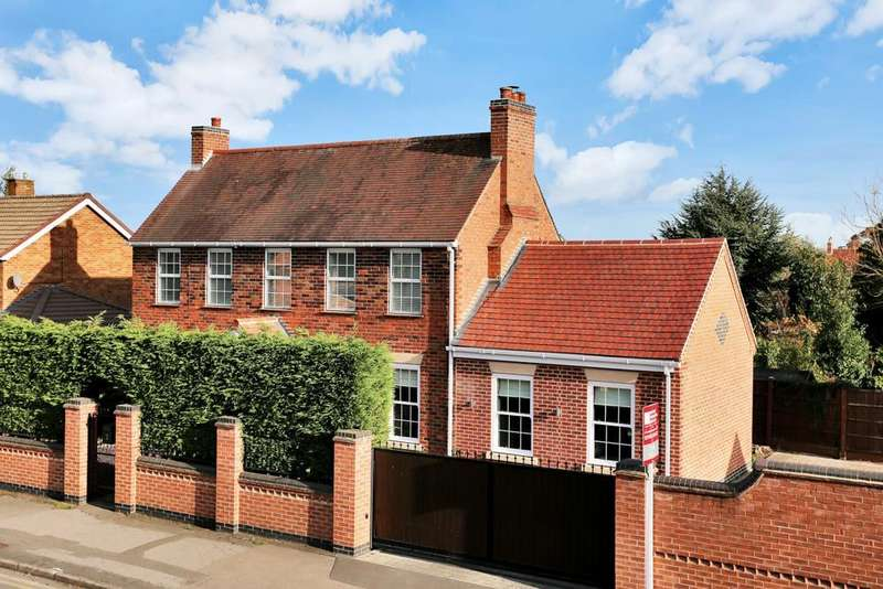 4 Bedrooms Detached House for sale in Fairfield Street, Bingham
