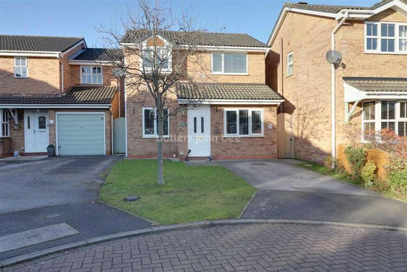 4 Bedrooms Detached House for sale in Spey Close