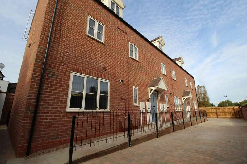 2 Bedrooms Apartment Flat for sale in Westlode Street, Spalding
