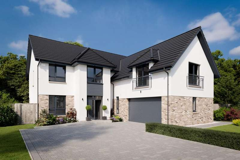 5 Bedrooms Detached House for sale in Plot 1, The Auchensale, Ranfurly Green Lawmarnock Road, Bridge of Weir, PA11 3AP