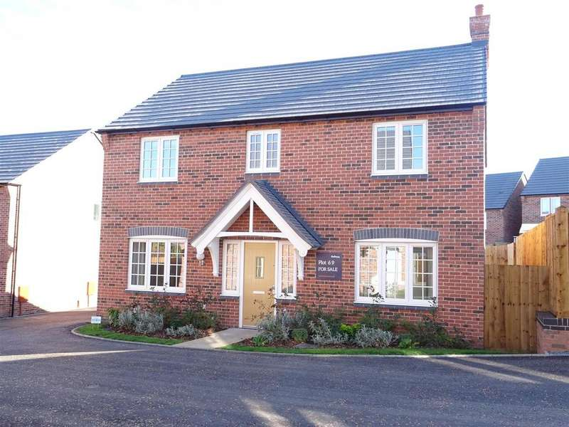 4 Bedrooms Detached House for sale in The Priory, Loughborough Road, Thringstone