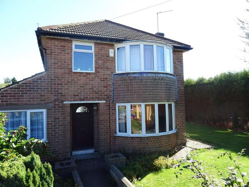 3 Bedrooms Detached House for sale in Peterfield Road, Whitwick, Leicestershire