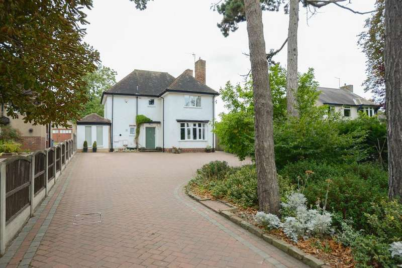 4 Bedrooms Detached House for sale in The Green, Hasland
