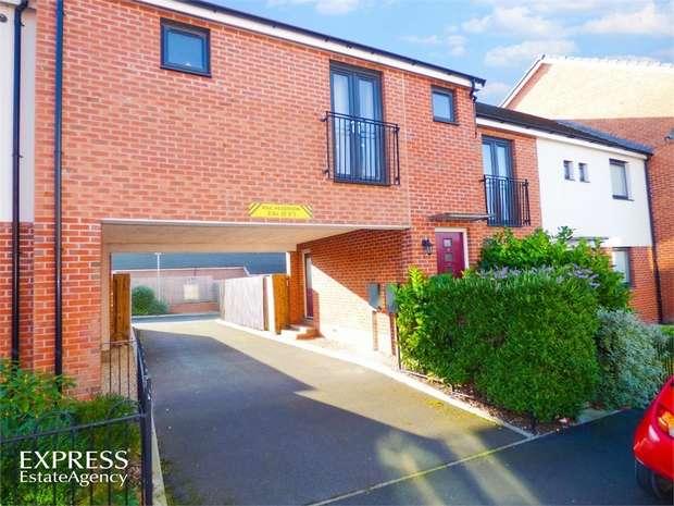 1 Bedroom Maisonette Flat for sale in Shillingford Road, Chadderton, Oldham, Lancashire