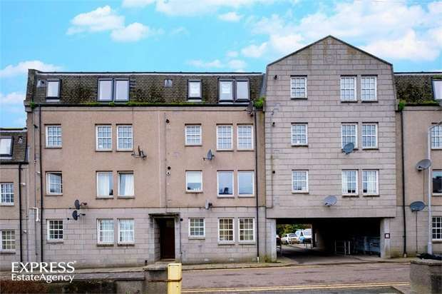 2 Bedrooms Flat for sale in Gordon Street, Aberdeen