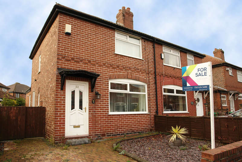 3 Bedrooms Semi Detached House for sale in Williams Crescent, Chadderton, Oldham