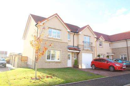 4 Bedrooms Detached House for sale in Millcraig Place, Winchburgh