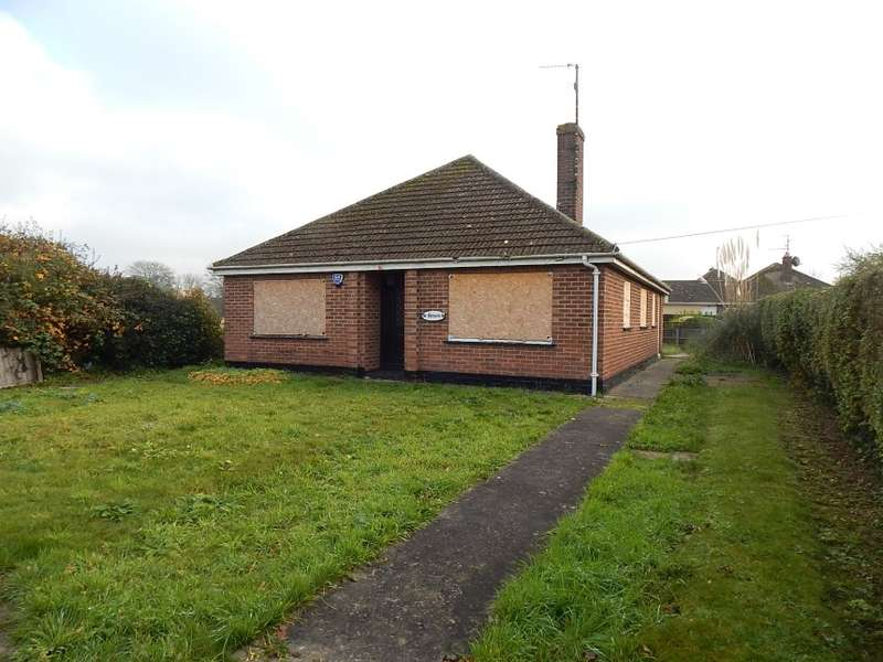3 Bedrooms Detached Bungalow for sale in 69 Gallery Walk, Pinchbeck, Spalding, Lincolnshire