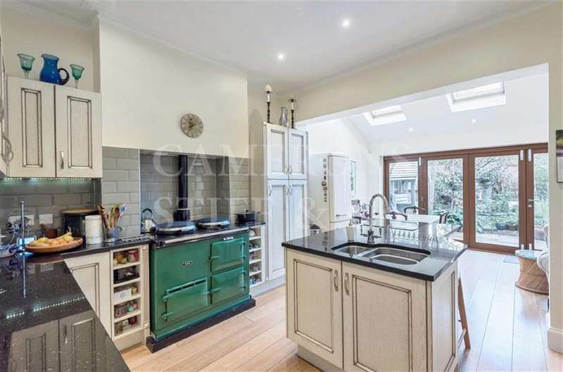 3 Bedrooms Semi Detached House for sale in Elm Grove, Cricklewood, London, NW2