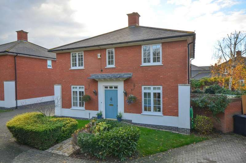 4 Bedrooms Detached House for sale in Elgar Drive, Witham CM8 1DS
