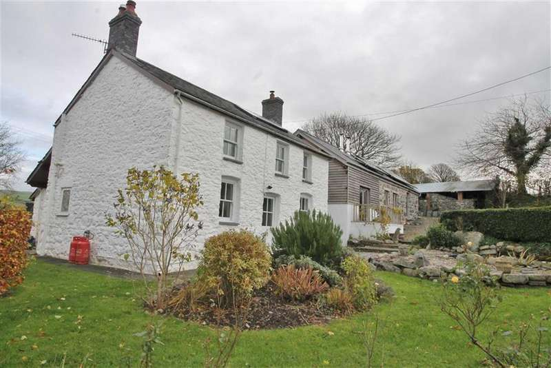 3 Bedrooms Detached House for sale in Llandre, Bow Street, Ceredigion, SY24