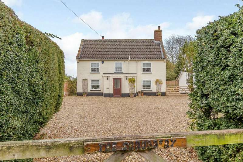 5 Bedrooms Detached House for sale in White Hart Street, NR16 2NE, East Harling, NORWICH, Norfolk