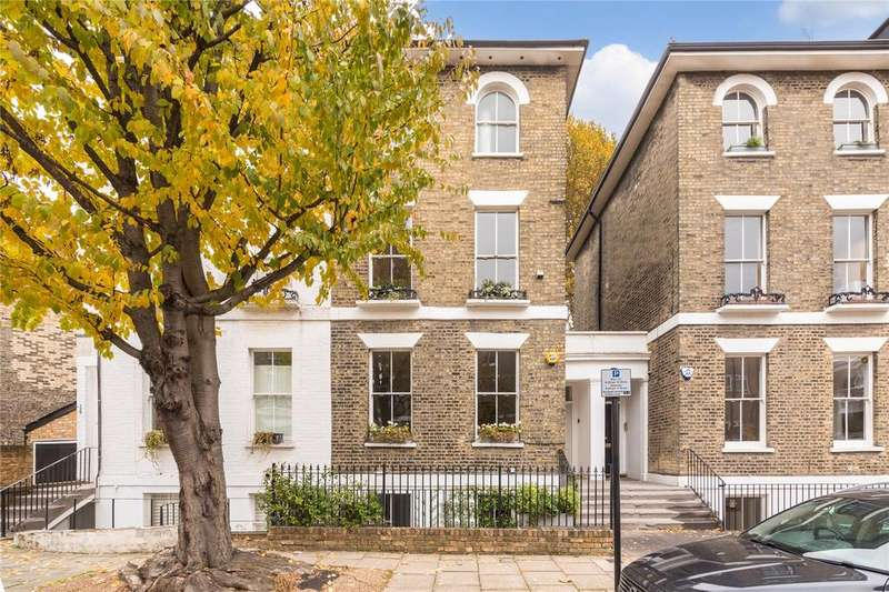 5 Bedrooms House for sale in Richmond Crescent, Islington, London