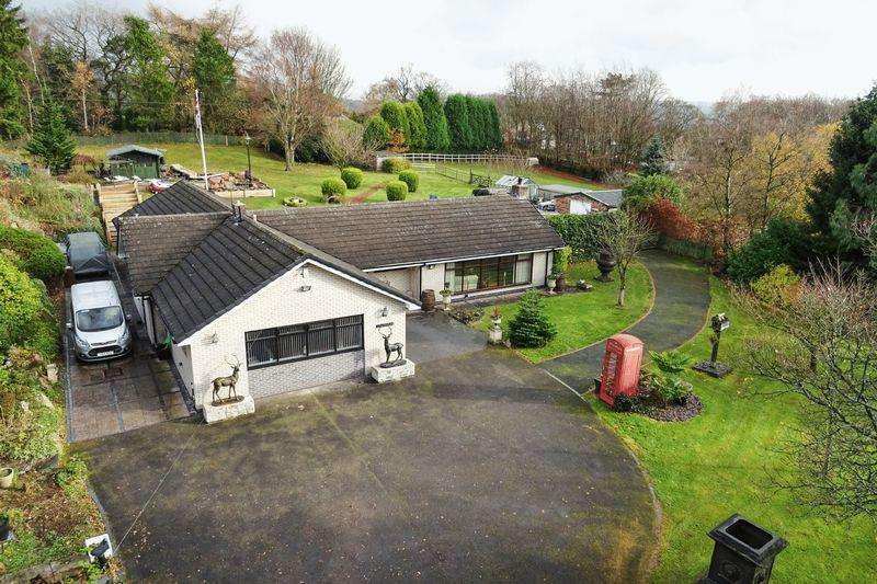 4 Bedrooms Detached Bungalow for sale in Camrose Hill, Rudyard, Staffordshire, ST13