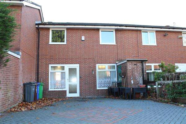 3 Bedrooms Terraced House for sale in Duxford Walk, Manchester
