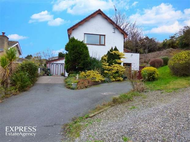 4 Bedrooms Detached House for sale in Ffordd Tirionfa, Colwyn Bay, Conwy