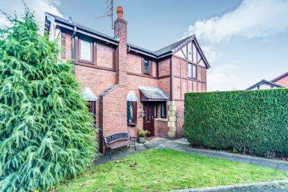 3 Bedrooms Detached House for sale in Valley Avenue, Tottington, Bury, Greater Manchester, BL8