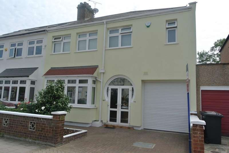 4 Bedrooms Semi Detached House for sale in Chudleigh Road, Brockley SE4