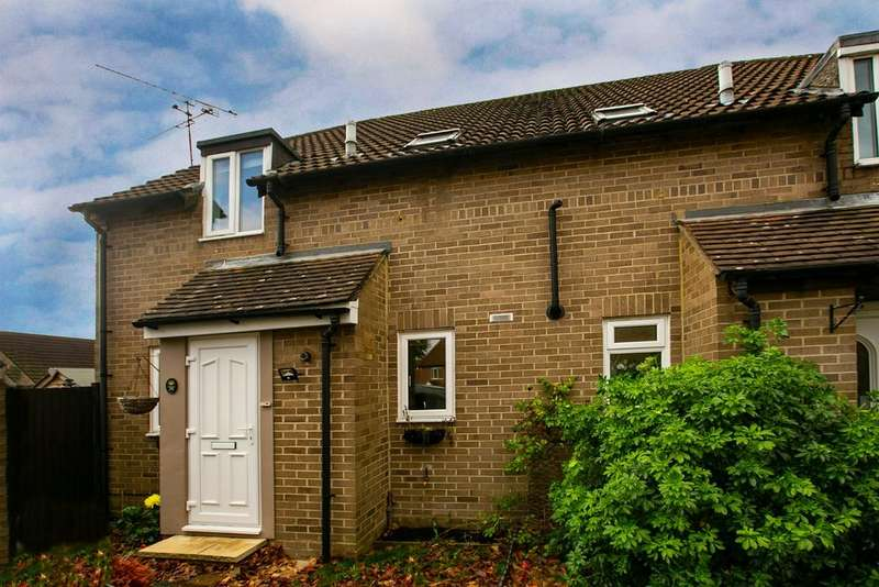 1 Bedroom Cluster House for sale in Selsey Way, Lower Earley, Reading