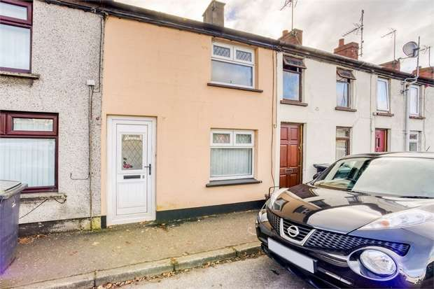 2 Bedrooms Terraced House for sale in Douglas Terrace, Ballymena, County Antrim