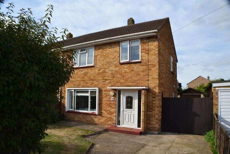 3 Bedrooms Semi Detached House for sale in Oak Tree Road Thatcham
