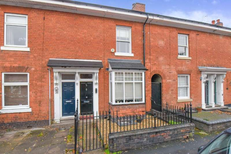 4 Bedrooms Terraced House for sale in Bull Street, Harborne, Birmingham, B17 0HH