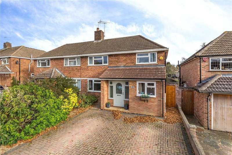 4 Bedrooms Semi Detached House for sale in Meadway, Harpenden, Hertfordshire