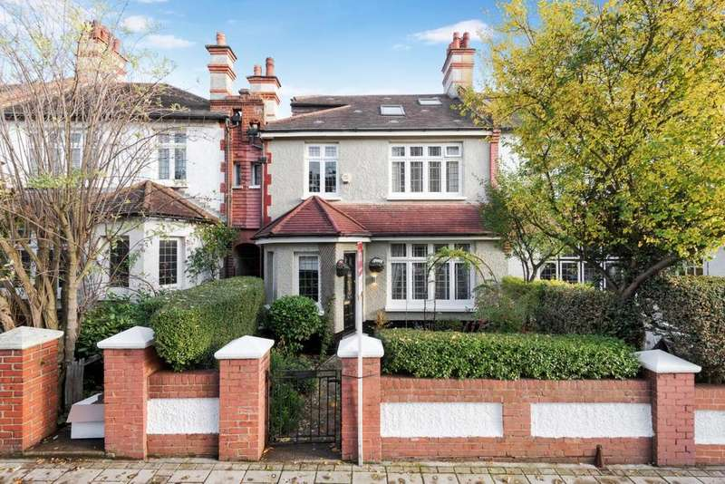 5 Bedrooms Semi Detached House for sale in Strathbrook Road, Streatham