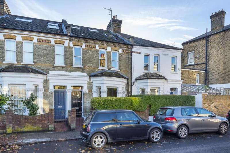 5 Bedrooms Terraced House for sale in Felsham Road, Putney