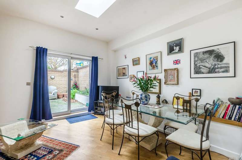 3 Bedrooms Flat for sale in Grove Lane, Camberwell, SE5
