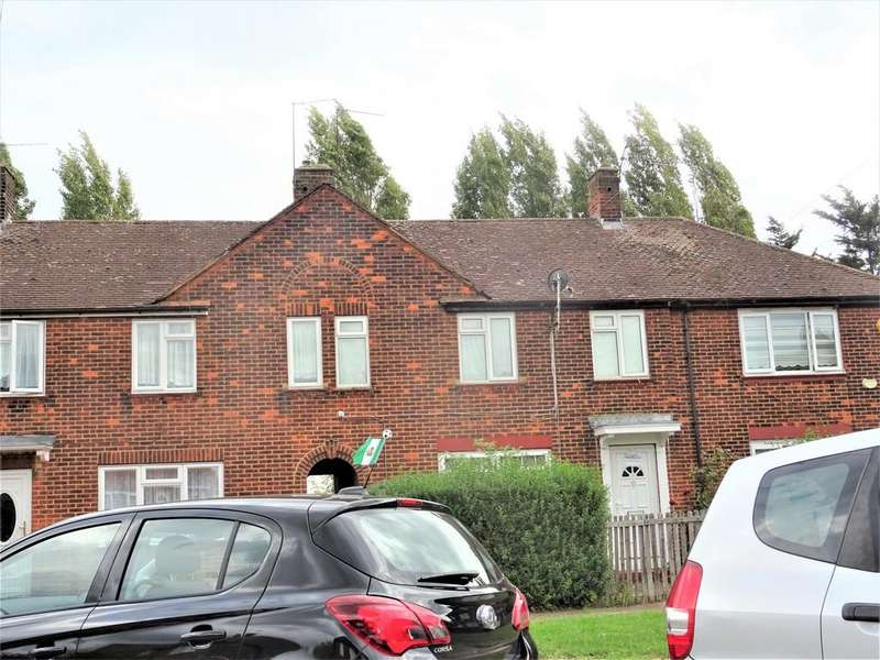 3 Bedrooms Terraced House for sale in Barclay Road Edmonton, London, N18