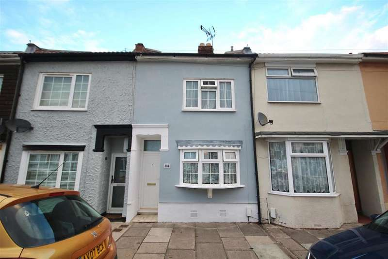 2 Bedrooms Terraced House for sale in Ranelagh Road, Portsmouth