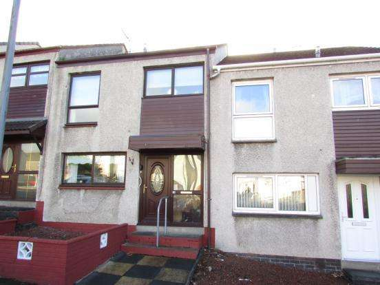 2 Bedrooms Terraced House for sale in McClymont Crt KA18