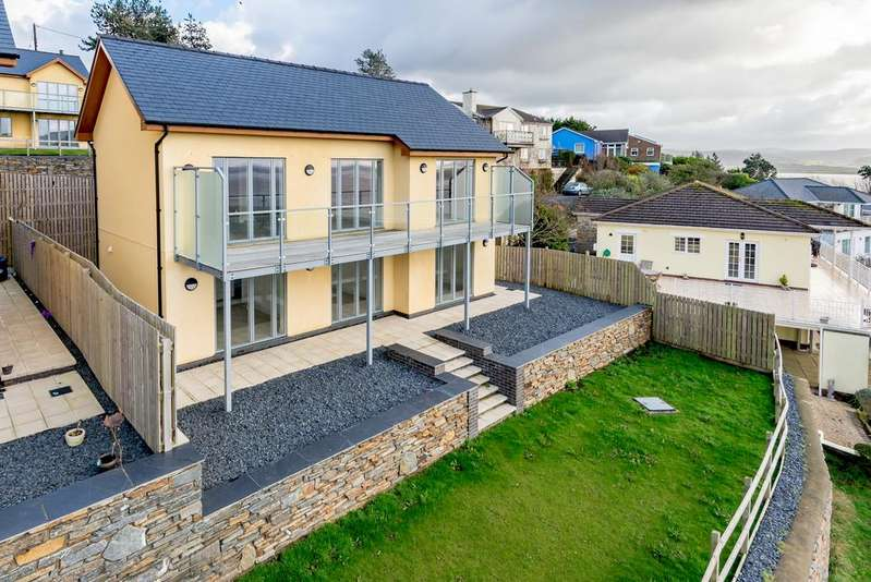 4 Bedrooms Detached House for sale in ABERDOVEY LL35
