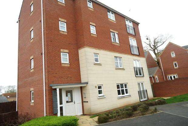 2 Bedrooms Apartment Flat for sale in Mundesley Road, Hamilton, Leicester, LE5