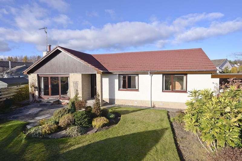 4 Bedrooms Detached Bungalow for sale in Druim-an-Allt, ., Lennel Mount, Coldstream TD12 4NS