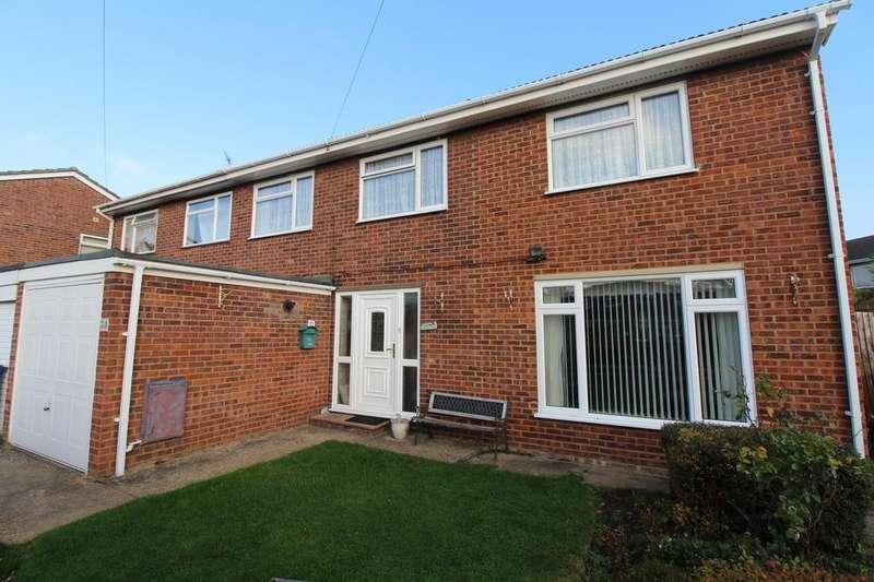 5 Bedrooms Semi Detached House for sale in Burstellars, St Ives, PE27