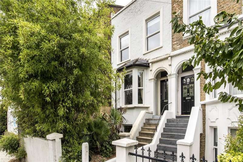 4 Bedrooms House for sale in Shakespeare Road, London, SE24