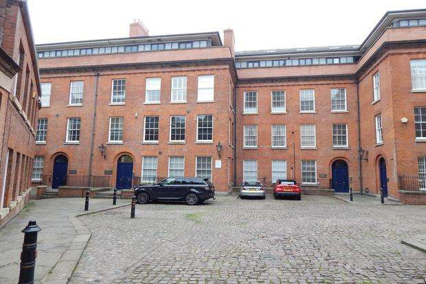 2 Bedrooms Apartment Flat for sale in Kings Court, Nottingham, NG1