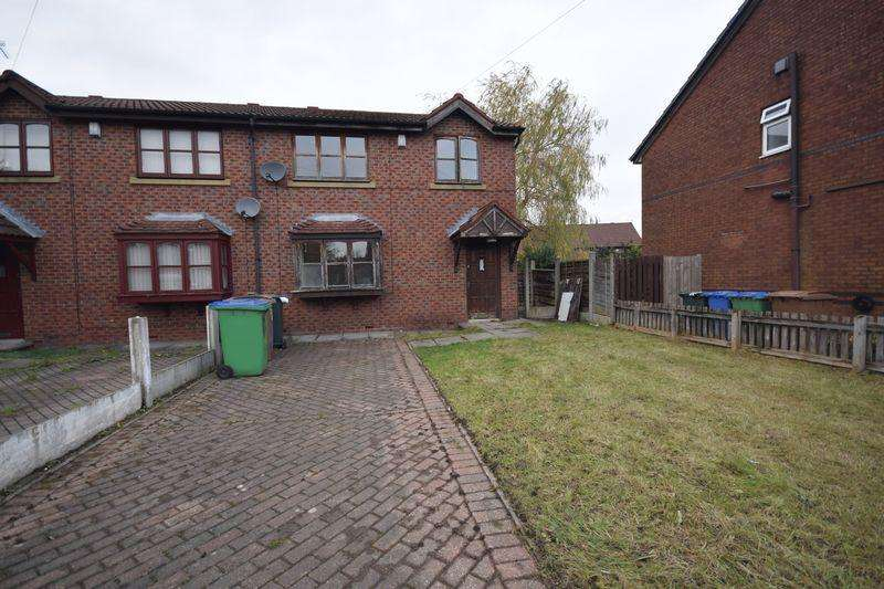3 Bedrooms Semi Detached House for sale in Grundy Street, Heywood