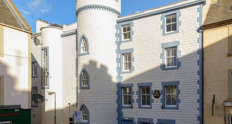 1 Bedroom Apartment Flat for sale in 8 George Apartments, Haddington, East Lothian, EH41 3JN