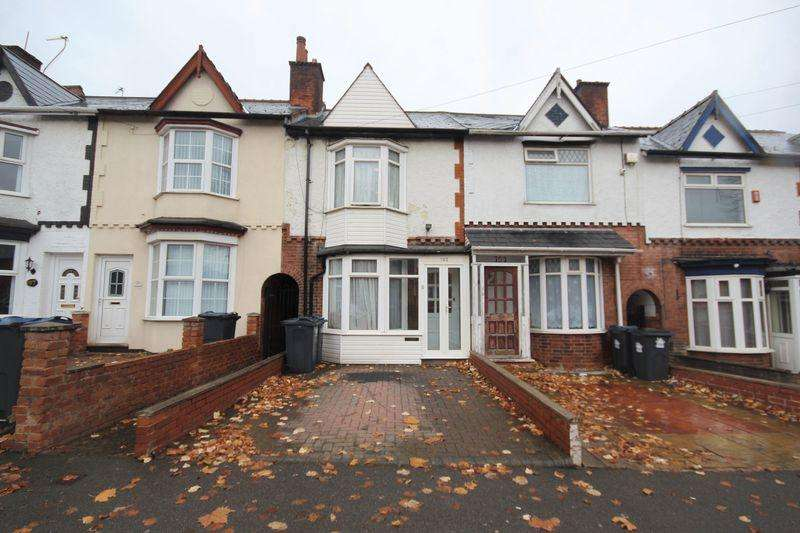 2 Bedrooms Terraced House for sale in Churchill Road, Birmingham