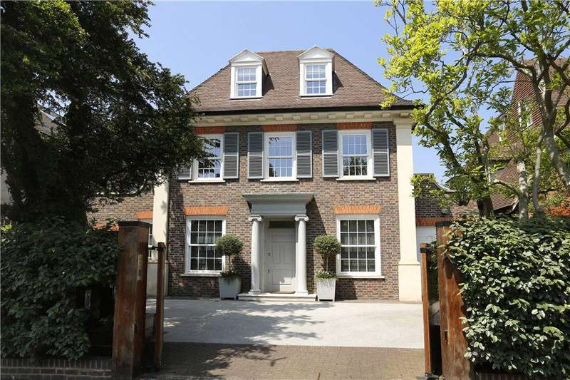 7 Bedrooms Detached House for sale in Highbury Road, Wimbledon Village, SW19
