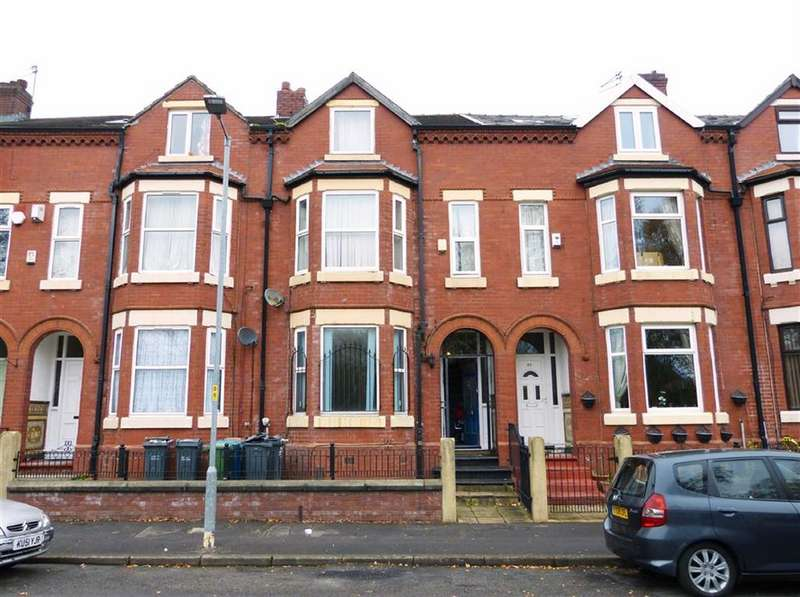 3 Bedrooms Block Of Apartments Flat for sale in Haworth Road, Gorton, Greater Manchester