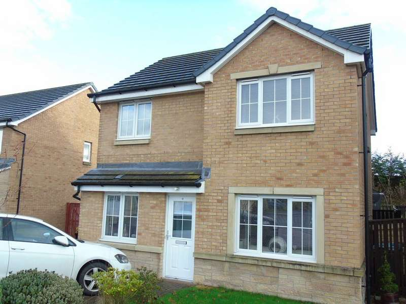 3 Bedrooms Detached House for sale in Coyle Drive, Gartcosh, Glasgow, G69