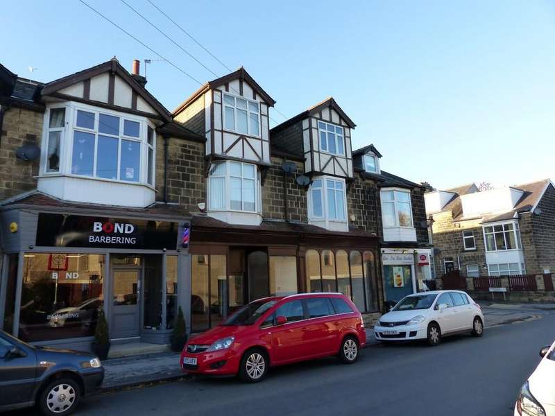 3 Bedrooms Maisonette Flat for sale in Station Road, Burley in Wharfedale