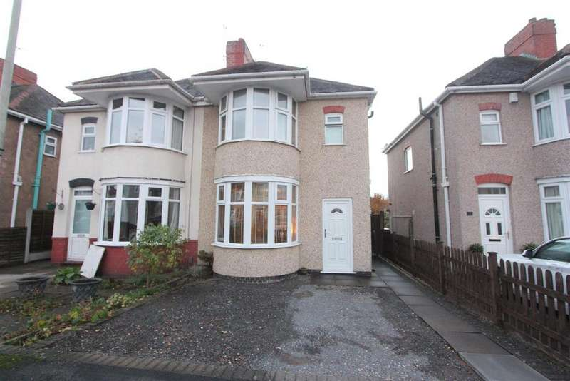 3 Bedrooms Semi Detached House for sale in Thirlmere Road, Hinckley
