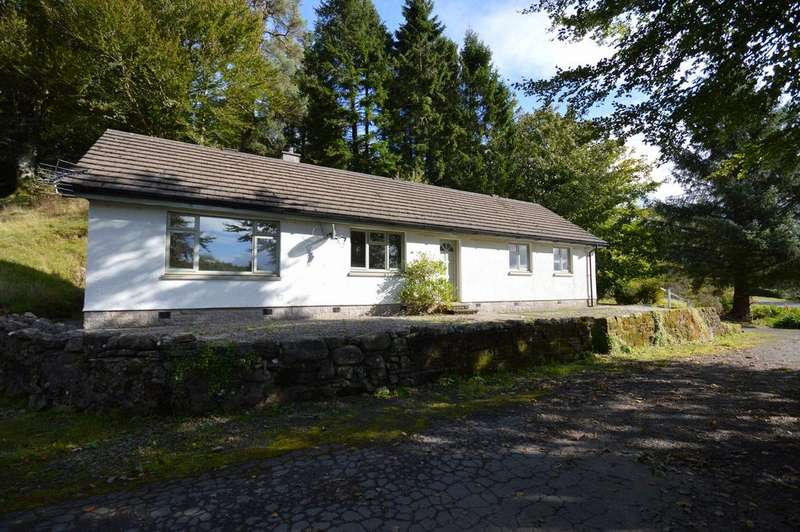 3 Bedrooms Detached Bungalow for sale in St Anns, Lockerbie DG11