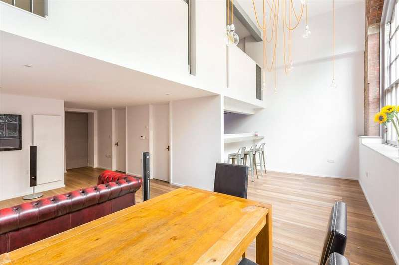 2 Bedrooms Flat for sale in Stepney City Apartments, 49 Clark Street, London, E1