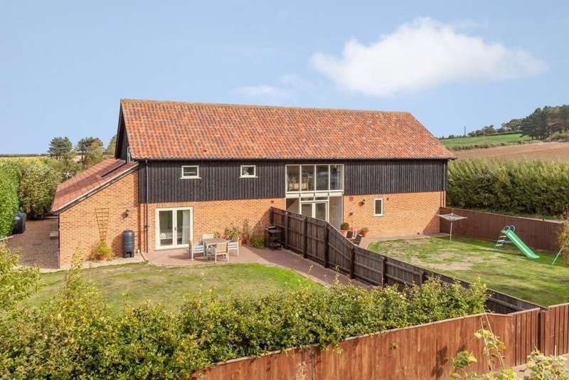 5 Bedrooms Barn Conversion Character Property for sale in Cley, Holt